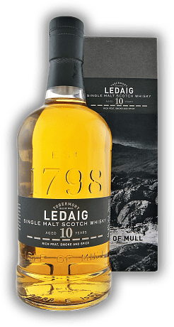 Ledaig 10 Years Peated Single Malt 46,3%