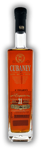 Ron Cubaney Exquisito 21 Anos Solera