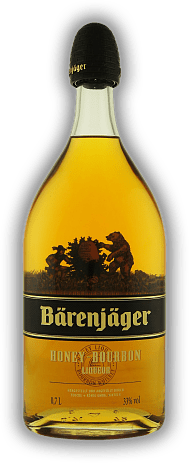 Bärenjäger Honey - Bourbon Liqueur