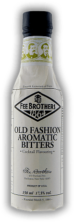 Fee Brothers Old Fashion Aromatic Bitters 0,15 Liter