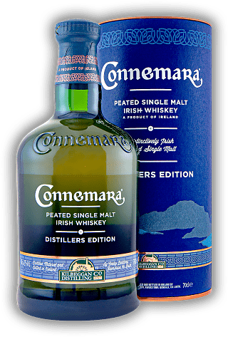 Connemara Distillers Edition Peated
