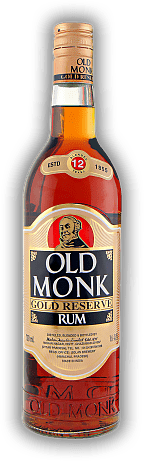 Old Monk Gold Reserve 12 Years 0,7 Liter