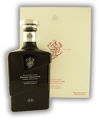 Johnnie Walker & Sons Private Collection Edition 2015