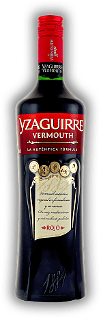Yzaguirre Vermouth Rojo 1,0 Liter