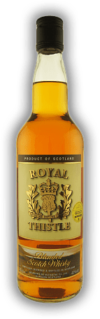 Royal Thistle Scotch Blended Whisky
