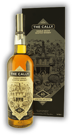 The Cally 40 Years 1974/2015 Limited Release