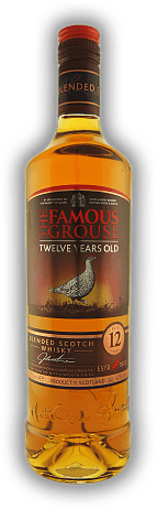 Famous Grouse 12 Years