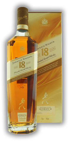 Johnnie Walker Ultimate 18 Years 1,0 Liter