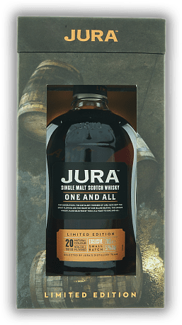 Jura 20 Years One and All