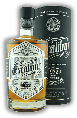 Excalibur The Maltman Ultra Premium Blend 45 Years