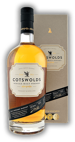 Cotswolds Single Malt Whisky 2014/2018