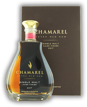 Chamarel X.O. Single Malt Cask Finish