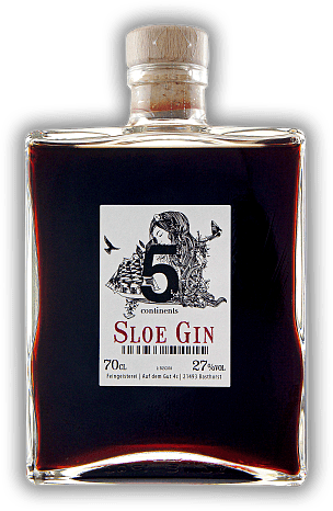 5 Continents Sloe Gin