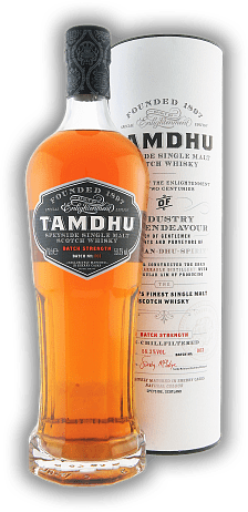 Tamdhu Batch Strength No. 003 Sherry Cask Matured 58,3%