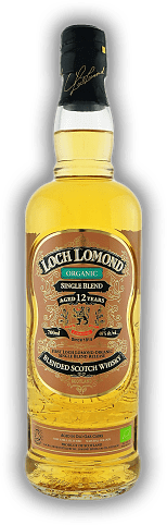 Loch Lomond 12 Years Single Blend