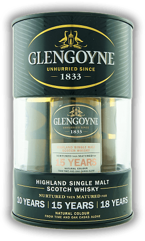 Glengoyne Mini Set 3 x 0,05 Liter