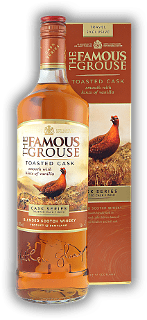 Famous Grouse Toasted Cask 1,0 Liter