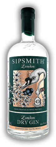 Sipsmith London Dry Gin 44,1% 1,0 Liter