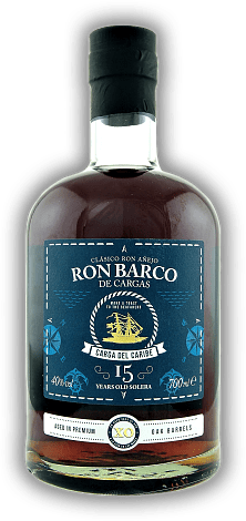 Ron Barco de Cargas 15 Years