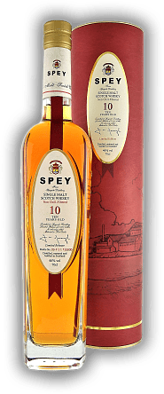 Spey 10 Years Port Cask Matured Limited Release