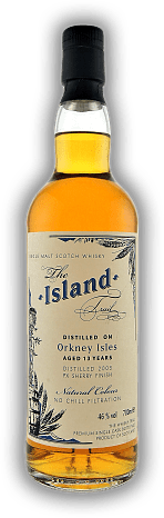 Orkney Single Malt The Island Trail The Whisky Trail 13 Years 2005 PX Sherry Finish 46%