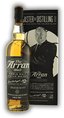 Arran Malt Master of Distilling II 2006 12 Years 51,8%