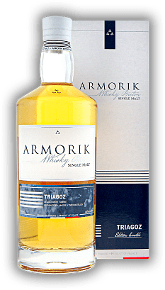 Armorik Triagoz Single Malt Whisky de Bretagne