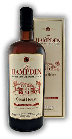 Hampden Great House Distillery Edition