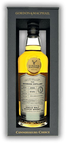 Auchroisk Gordon & MacPhail 2005/2019 Connoisseurs Choice New Range 57,6%