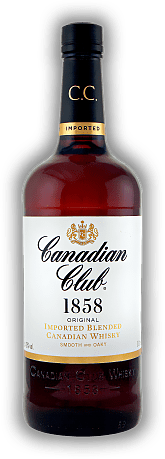 Canadian Club 1,0 Liter