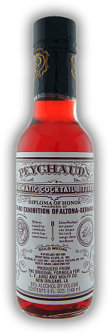 Peychauds Aromatic Cocktail Bitters